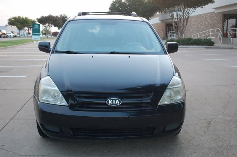2007 Kia Sedona LX 4dr Mini-Van LWB - Plano TX