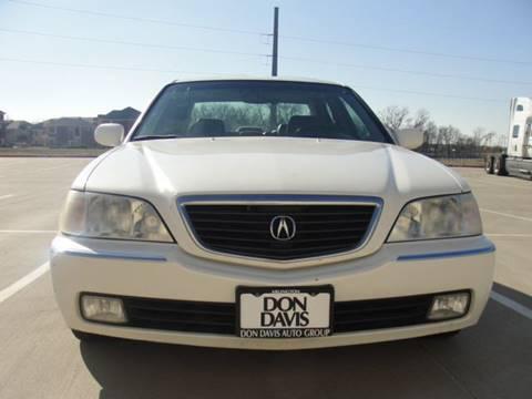 1999 Acura RL