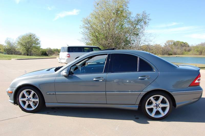 2007 mercedes benz c class c230 sport 4dr sedan in plano for 2007 mercedes benz c class c230