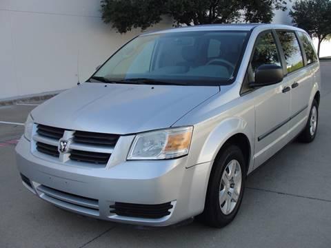 2008 Dodge Grand Caravan for sale in Plano, TX