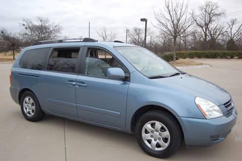 2006 Kia Sedona for sale in Plano, TX