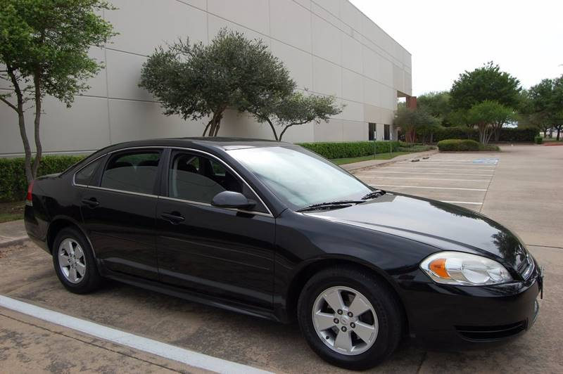 2011 Chevrolet Impala LS Fleet 4dr Sedan w/1FL - Plano TX