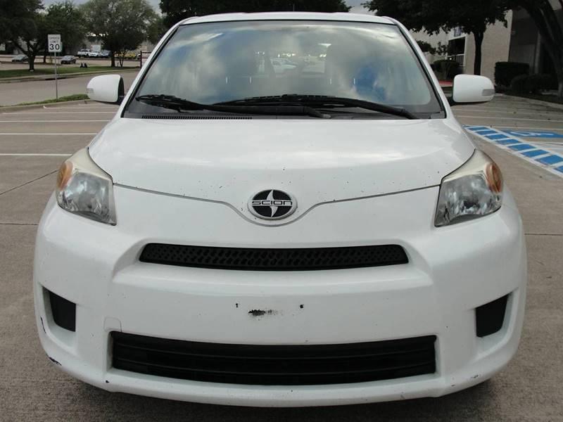 2008 Scion xD 4dr Hatchback 4A - Plano TX