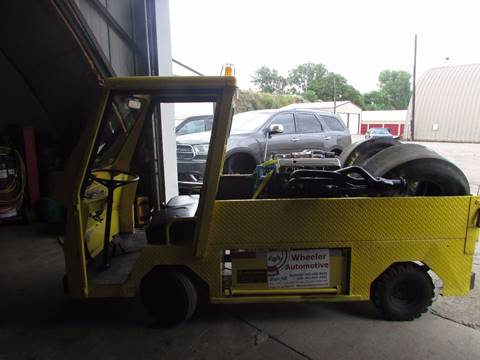 1988 Cushman Industrial Truck for sale in Blair, NE