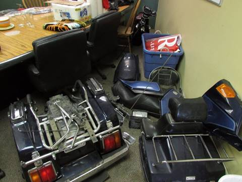 1989 Suzuki Cascade Parts for sale in Blair, NE
