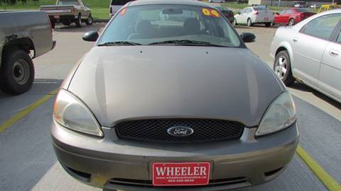 2004 Ford Taurus for sale in Blair, NE