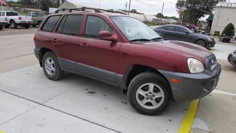 2002 Hyundai Santa Fe for sale in Blair, NE