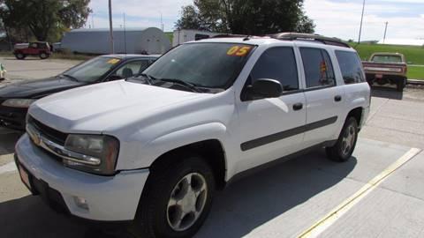 2005 Chevrolet TrailBlazer EXT for sale in Blair, NE