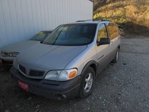 1998 Pontiac Trans Sport for sale in Blair, NE