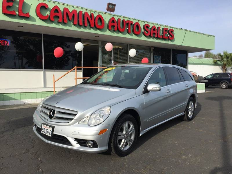 2008 MERCEDES-BENZ R-CLASS R350 silver cargo tie downs air filtration - active charcoal center