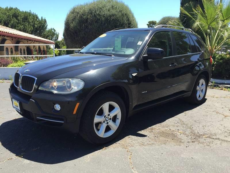 2007 BMW X5 30SI AWD 4DR SUV black cargo tie downs rear spoiler air filtration - active charco