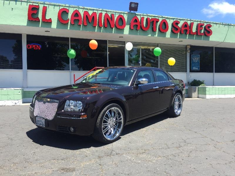 2010 CHRYSLER 300 TOURING 4DR SEDAN W23E burgundy super clean very low miles air conditioning