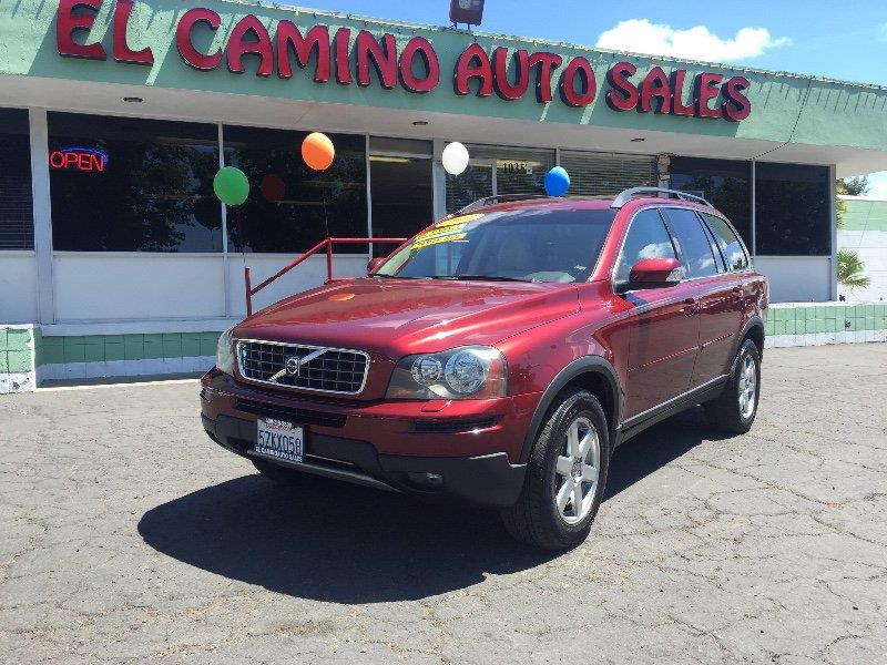 2007 VOLVO XC90 32 AWD 4DR SUV W VERSATILITY P burgundy great value suv very well taken care o