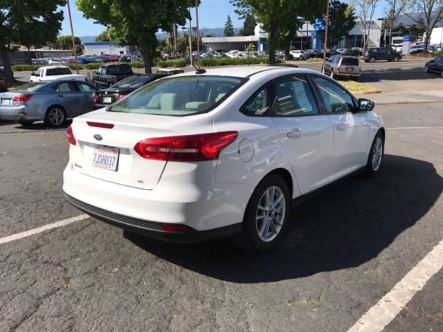 2015 Ford Focus SE 4dr Sedan - Sunnyvale CA