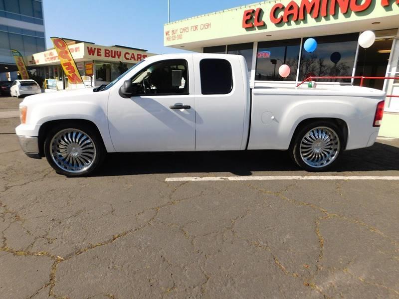 2008 GMC Sierra 1500 2WD SLT 4dr Extended Cab 6.5 ft. SB - Sunnyvale CA