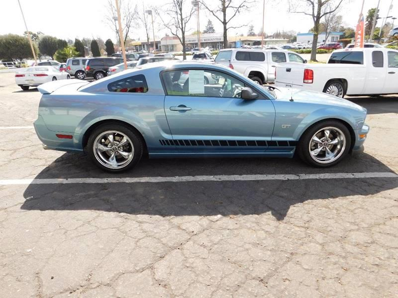2006 Ford Mustang GT Premium 2dr Coupe - Sunnyvale CA