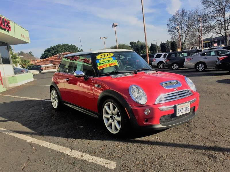 2005 MINI Cooper S 2dr Supercharged Hatchback - Sunnyvale CA