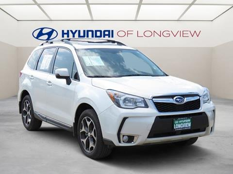 2016 Subaru Forester for sale in Terrell, TX