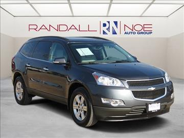 2012 Chevrolet Traverse for sale in Terrell, TX