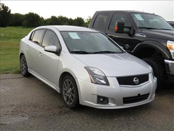 2012 Nissan Sentra for sale in Terrell, TX