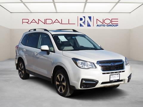 2017 Subaru Forester for sale in Terrell, TX