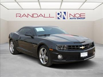 2012 Chevrolet Camaro for sale in Terrell, TX