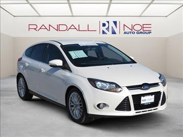 2013 Ford Focus for sale in Terrell, TX