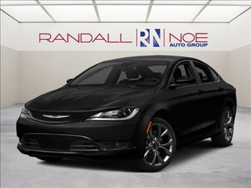 2015 Chrysler 200 for sale in Terrell, TX