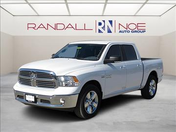 2017 RAM Ram Pickup 1500 for sale in Terrell, TX