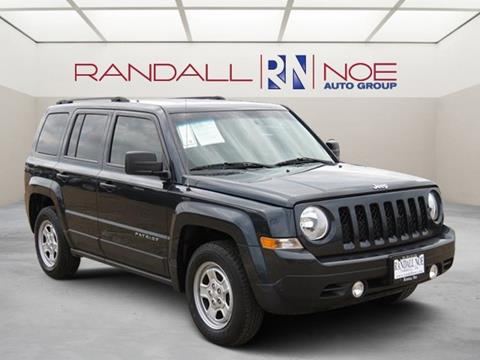 2014 Jeep Patriot for sale in Terrell, TX