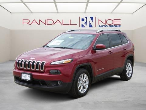 2017 Jeep Cherokee for sale in Terrell, TX