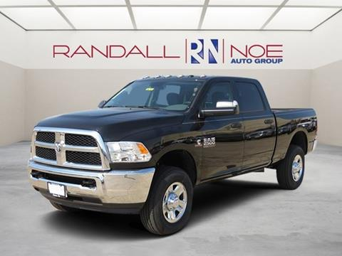 2017 RAM Ram Pickup 2500 for sale in Terrell, TX