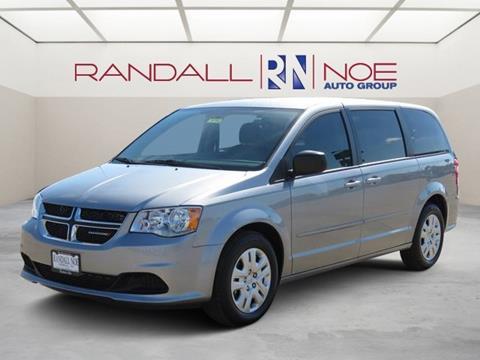 2017 Dodge Grand Caravan for sale in Terrell, TX
