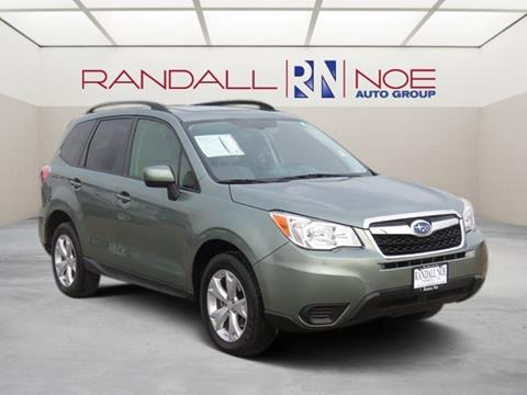 2014 Subaru Forester for sale in Terrell, TX