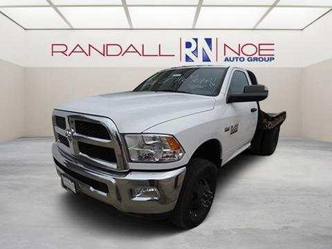 2016 RAM Ram Chassis 3500 for sale in Terrell, TX