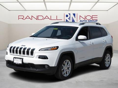 2016 Jeep Cherokee for sale in Terrell, TX