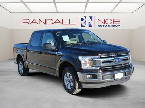 Randall Noe Ford >> 2018 Ford F 150 For Sale In Terrell Tx