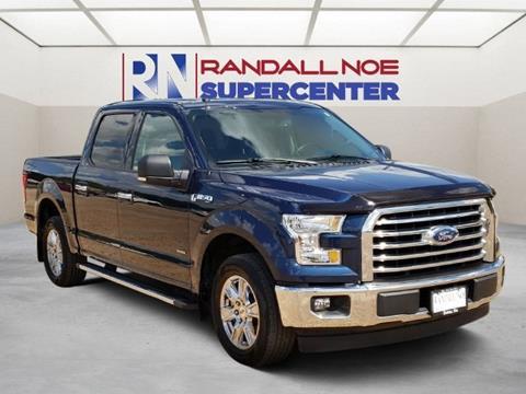 Randall Noe Terrell Tx >> 2017 Ford F 150 For Sale In Terrell Tx