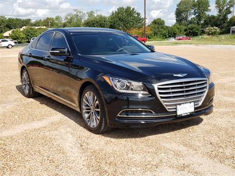 2016 Hyundai Genesis for sale in Terrell, TX