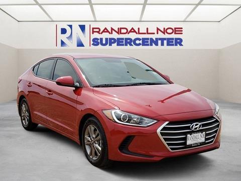 2018 Hyundai Elantra for sale in Terrell, TX