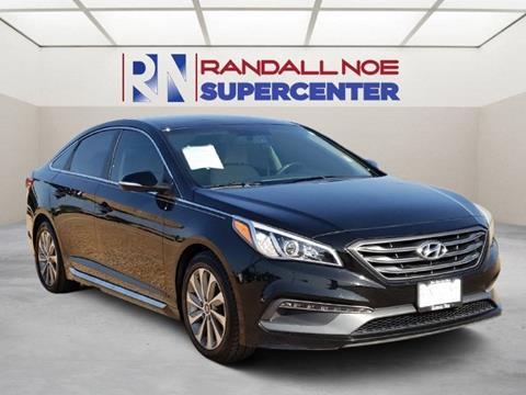 2015 Hyundai Sonata for sale in Terrell, TX