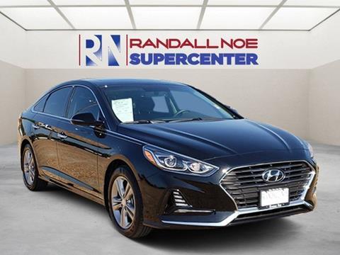 2018 Hyundai Sonata for sale in Terrell, TX