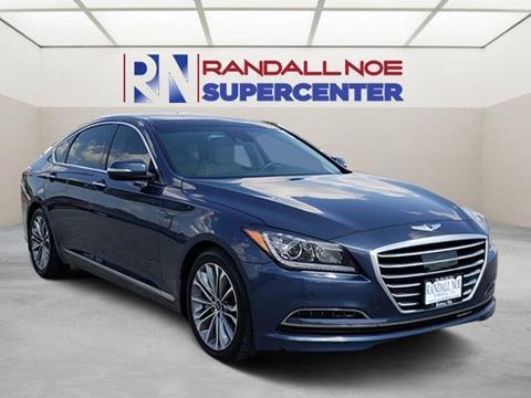 2015 Hyundai Genesis for sale in Terrell, TX