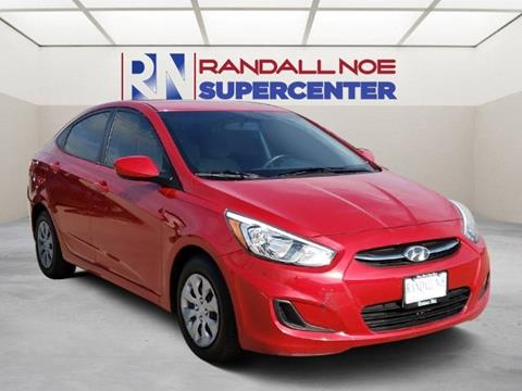 2015 Hyundai Accent for sale in Terrell, TX