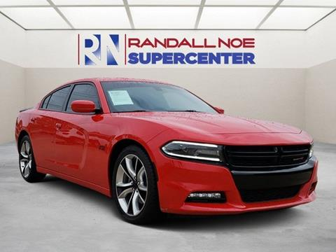 Randall Noe Dodge >> 2015 Dodge Charger For Sale In Terrell Tx