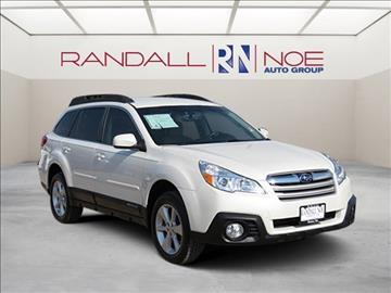 2013 Subaru Outback for sale in Terrell, TX