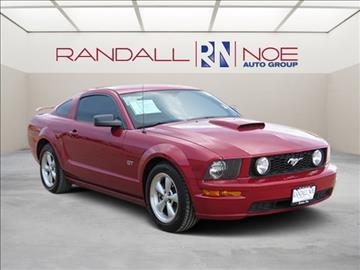 2008 Ford Mustang for sale in Terrell, TX