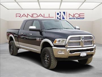 2015 RAM Ram Pickup 2500 for sale in Terrell, TX