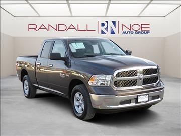 2016 RAM Ram Pickup 1500 for sale in Terrell, TX