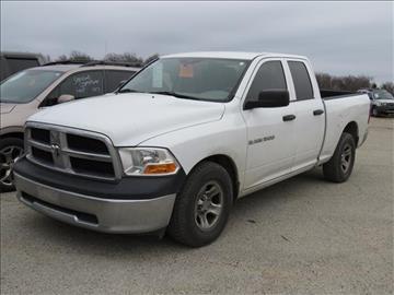 2011 RAM Ram Pickup 1500 for sale in Terrell, TX